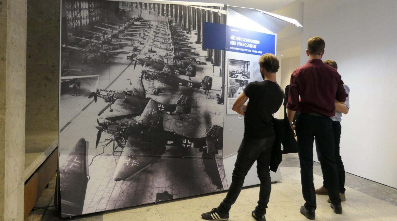 Ausstellung Flughafen Tempelhof
